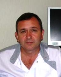 Тетюка Виктор Владимирович, Клиническая больница Управления делами Президента РФ, врач.